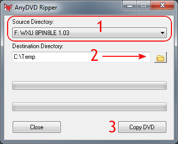 How to rip a Blu-ray disc to your hard drive using AnyDVD HD