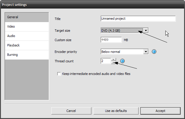 How to convert any video format to DVD using DVD Flick