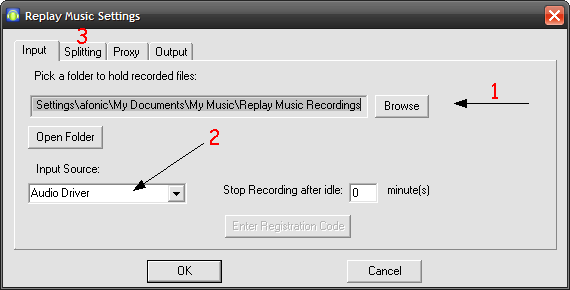 rip songs from myspace mac