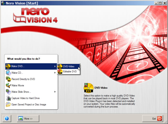 dvd menu templates after effects - how to convert all video formats to dvd using nero vision 4