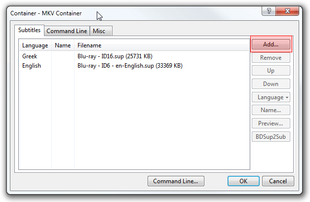 How to rip Blu-ray to MKV with H264 video and DTS-HD audio